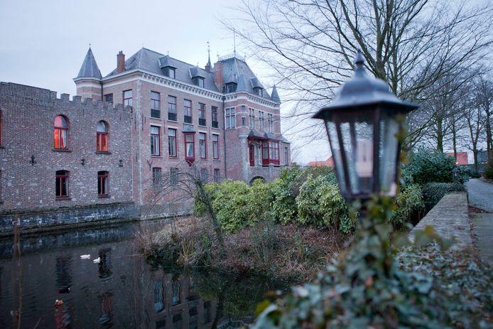 Het Kasteel Van Moerkerke.
