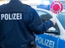 Strenge controles Duitse politie langs de grens op en rond 1 mei