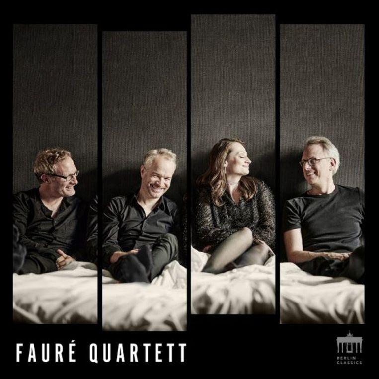 Fauré Quartett - Quartet no. 1 & 2 Beeld