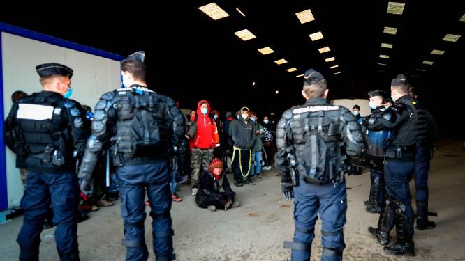 Gewonden bij rellen bij illegale rave in Bretagne