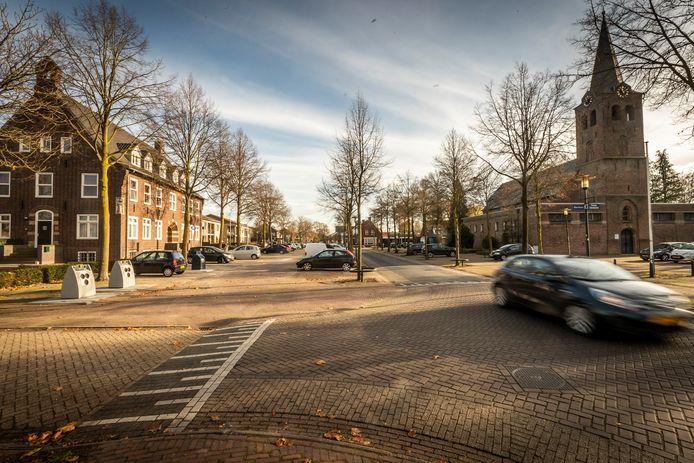 Het gemeentebestuur van Gemert-Bakel gaat een plan maken om centrum van Milheeze op te knappen.
