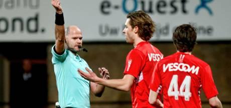 Helmond Sport lijdt historische nederlaag na ongekende afdroogpartij tegen NEC