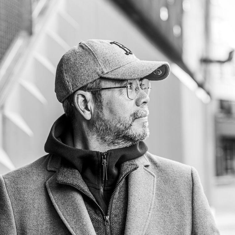 Ben Smit: 'Het probleem, of nee, de uitdaging van Tilburg is die van de underdog, iemand die zich in een verkeerd hokje geplaatst voelt.' Beeld Jiri Büller