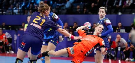 Groot met Oranje-handbalsters naar Olympische Spelen