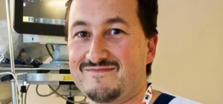 Contaminé, le chef des soins intensifs du CHC de Liège, Philippe Devos, témoigne