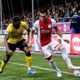 Voorpret Ajax-VVV: pas op voor Grieks kanon Giakoumakis