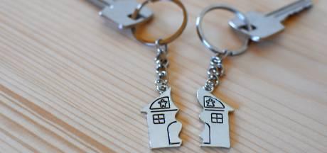 Na scheiding het huis behouden wordt makkelijker