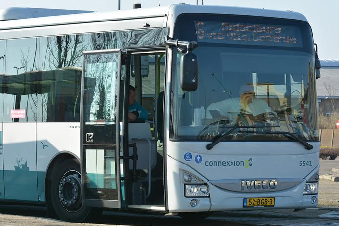 Bus van Connexion