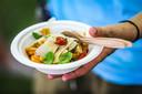 De 'eerlijke' Italiaanse pasta van Den Amand viel ferm in de smaak