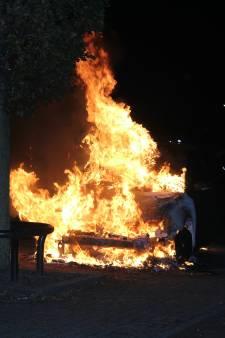 Één nacht, drie steden, drie autobranden