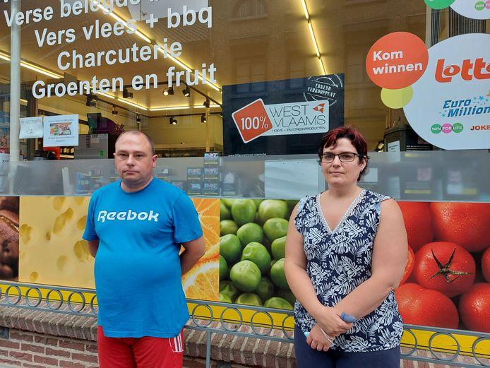 Kevin Deblander (40) en Marjolein Deryckere (35) van 't Spendiege.