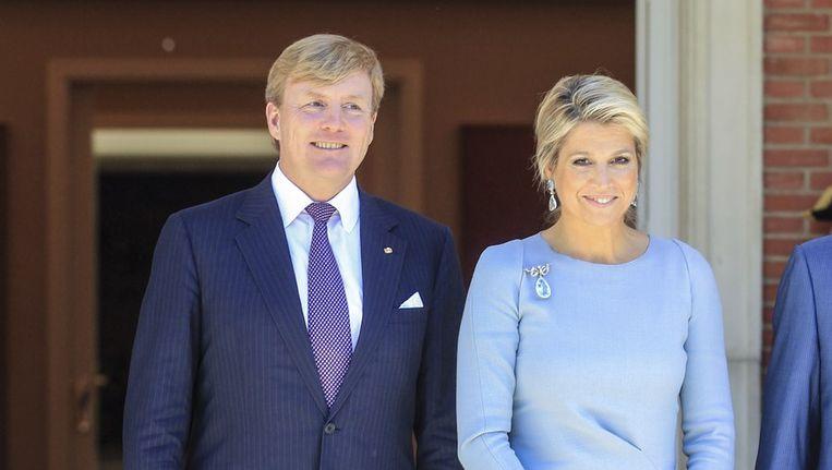 Willem-Alexander en Maxima Beeld photo_news