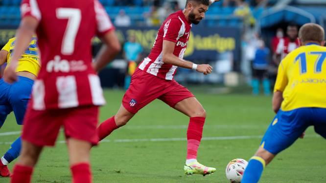 Football Talk. Carrasco trefzeker in oefenpot Atlético Madrid - Vertonghen en Benfica doen goede zaak op weg naar Champions League