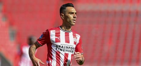 PSV geeft Zahavi alle tijd om een traumatische dag te verwerken