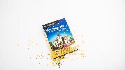 NINA trakteert: win een 'Wonderbox Duizend en één charmerende nachten'