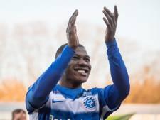 De Graafschap-trainer De Jong looft Matusiwa: 'Azor was de ontbrekende schakel'