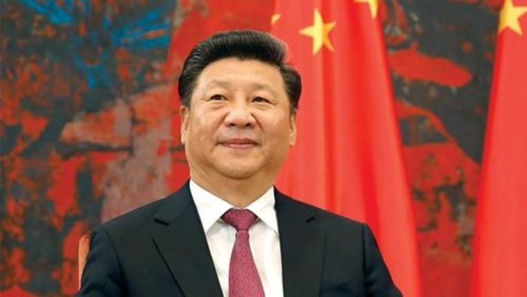 Xi Jinping. Beeld rv
