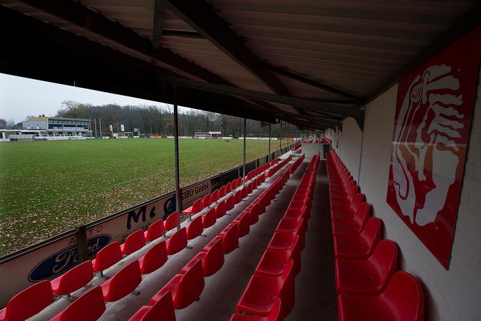 Het sportpark van Babberich.
