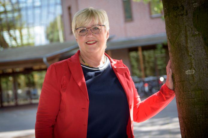 Waarnemend burgemeester Jetty Eugster van Reusel-De Mierden