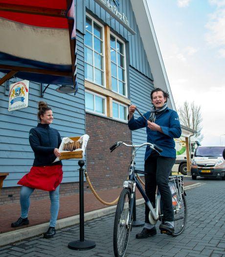 Culihoppen langs vijf restaurants op de Veluwe: 'eindelijk kan het weer!'