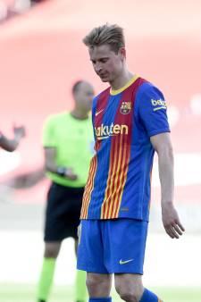 Titelkansen Koeman en De Jong slinken na remise tegen Atlético, Real kan lachende derde worden