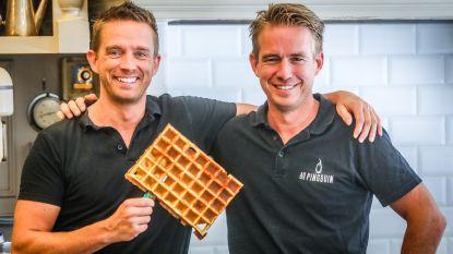 Blankenbergse tearoom gaat voor wereldrecord 'wafels stapelen'