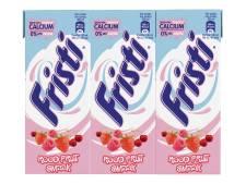 Rappel du yaourt à boire aux fruits rouges de la marque Fristi