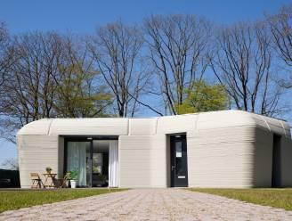 BINNENKIJKEN. Nederlands huis uit 3D-printer krijgt zijn eerste bewoners