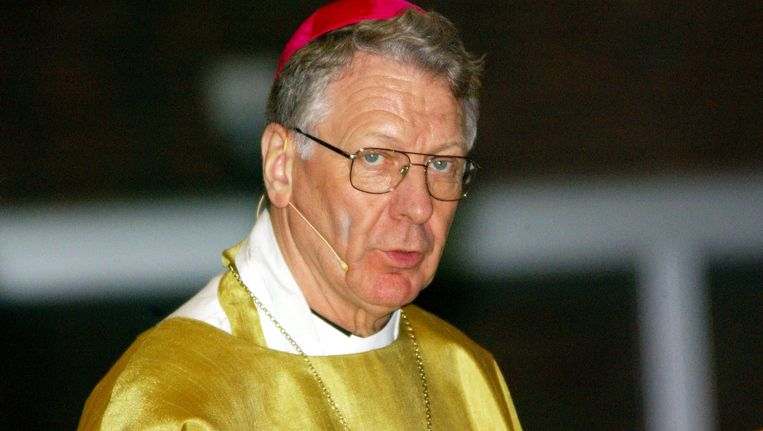 Gents bisschop Luc Van Looy. Beeld BELGA