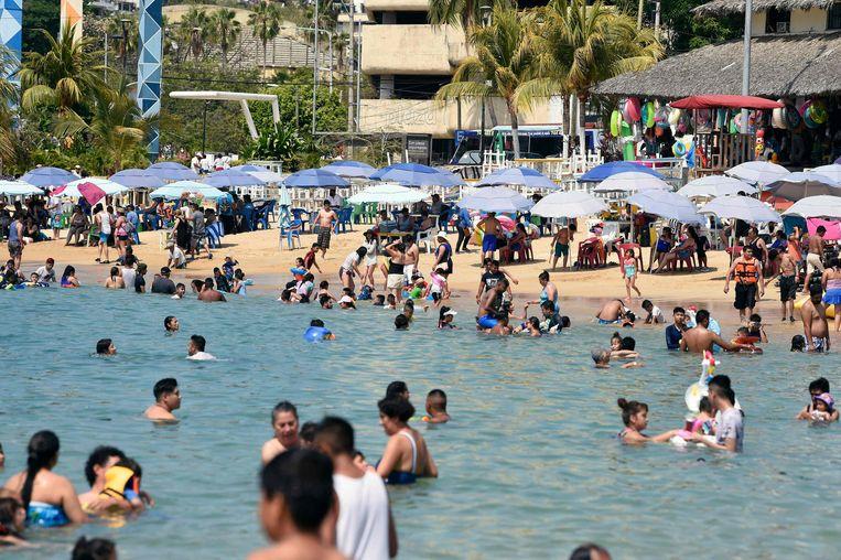 Acapulco. Beeld AFP