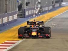 Verstappen zesde in laatste training, Leclerc de snelste