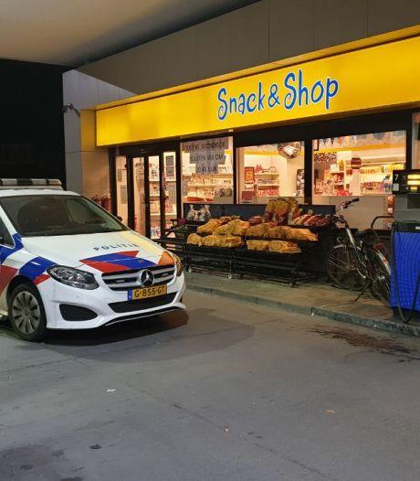 Esso tankstation in Enschede opnieuw overvallen: politie zoekt naar dader