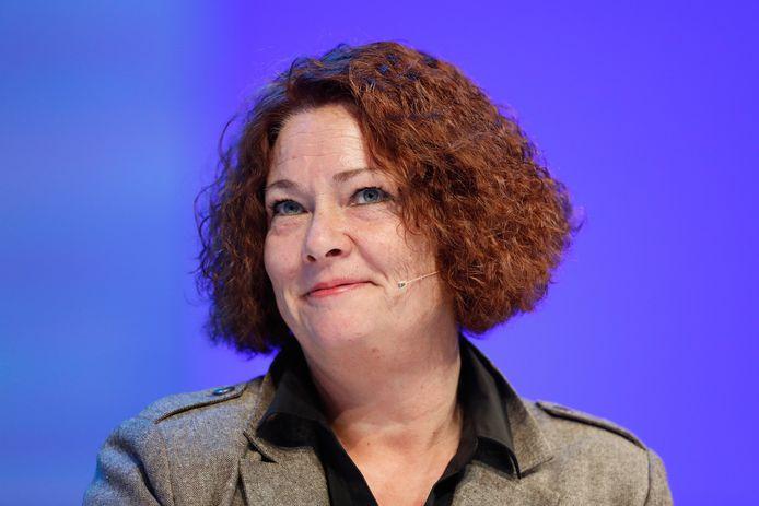 PVV-lijsttrekker Karen Gerbrands. ,,Onze kandidaten hebben een frisse blik op de zaak.''