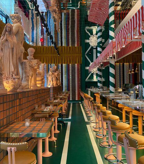 """Buitengewoon restaurant geopend in Belfortstraat: """"Klassieke Italiaanse gerechten in een heel speciaal kader"""""""