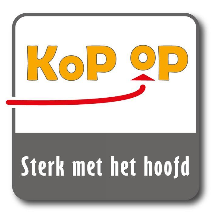 KFC Poperinge zet het project' Kop Op' op poten. Mental coach Maarten Verbeke (links) en voorzitter Kristof Lobeau (rechts).