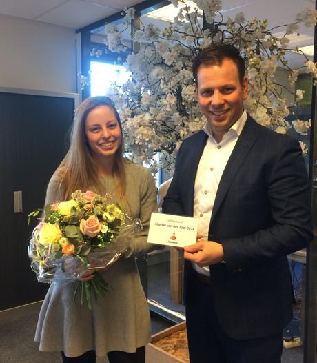 Weddingplanner Carolien Rozendom uit Rijssen 'Starter van het jaar'