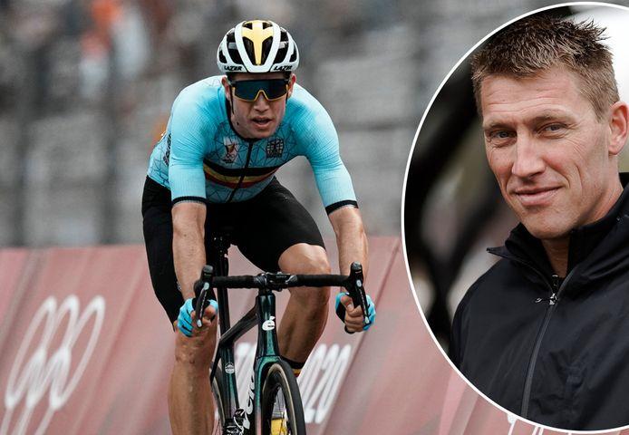 Axel Merckx zal Van Aert er alles uit halen in de wegrit in Tokio.