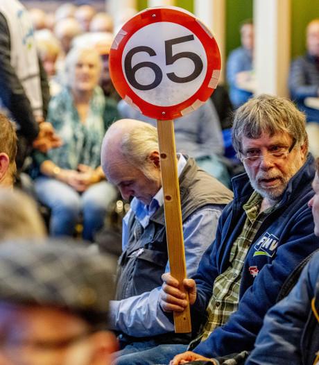 Jong en oud tegen korten pensioenen