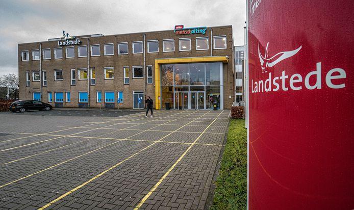 Landstede MBO school aan de Fuchiastraat in Zwolle