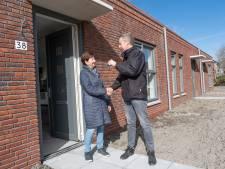 Nieuwe woning voor Addie Lievense