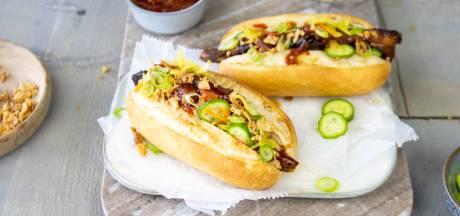 Wat Eten We Vandaag: Babi pangang buns