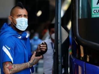 """Schandaal op de Copa América: """"Vidal en zes andere Chilenen kregen vrouwelijk gezelschap over de vloer in spelershotel"""""""