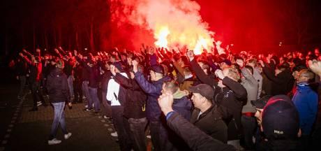 Doetinchem houdt verwachte toestroom fans naar Graafschap-stadion niet tegen