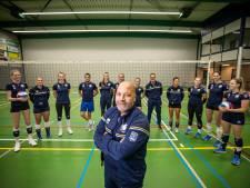 Volleybal: Vernieuwd Set-Up'65 verliest bij Peelpush, Eurosped maakt het Sliedrecht Sport lastig