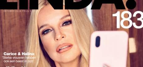 Linda de Mol gaat voor de Kim Kardashian-look