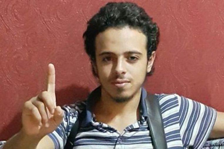 De 20-jarige Bilal Hadfi blies zich op 13 november op tijdens de aanslagen in Parijs. Beeld AFP