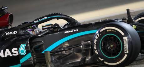 Lewis Hamilton remporte un GP de Bahreïn marqué par le crash de Romain Grosjean
