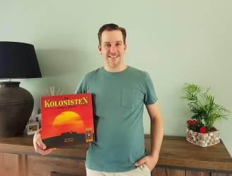 Vosselarenaar kroont zich tot kampioen rond coronaveilige reuzeversie Kolonisten van Catan