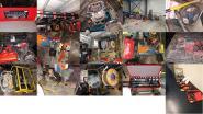 Politie zoekt eigenaars van gestolen werkmaterialen