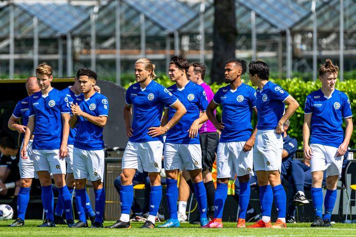 Spelers van FC Den Bosch.